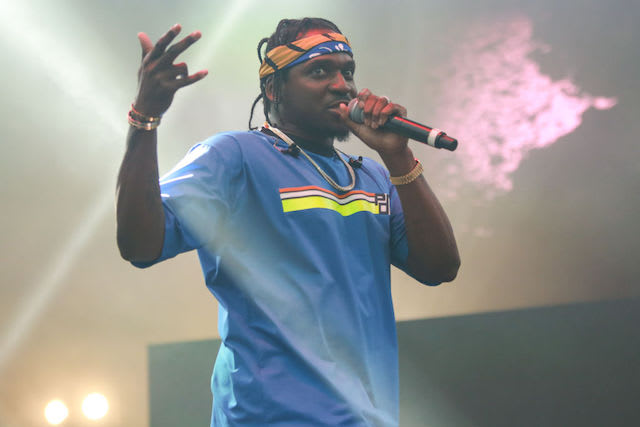 This is a picture of Pusha T.