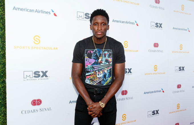 8c54e61fd87 Victor Oladipo Teams Up With PnB Rock for Debut Album Single ...