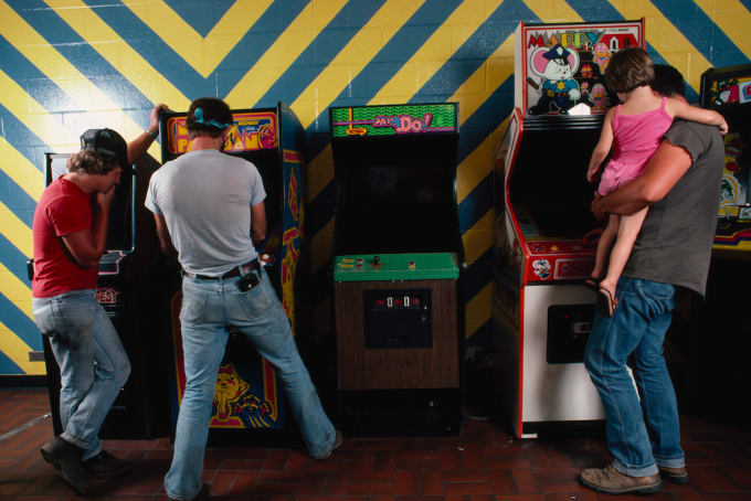 Best Arcade Games 1990s Lead