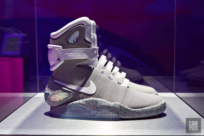 2c2449183b32 Nike Releasing the Mag Changes Sneaker Collecting Forever