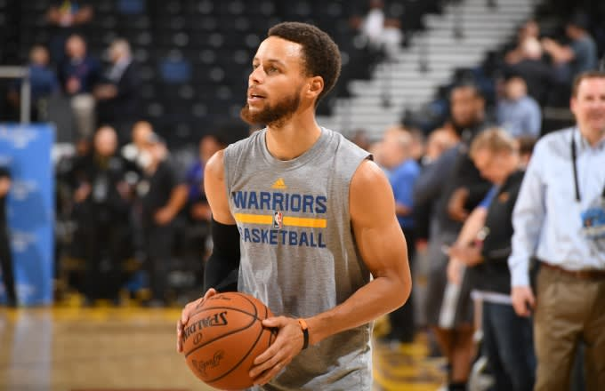 e4c89a5ba158 WTF Is Up With Steph Curry s Weird Beard  An Investigation