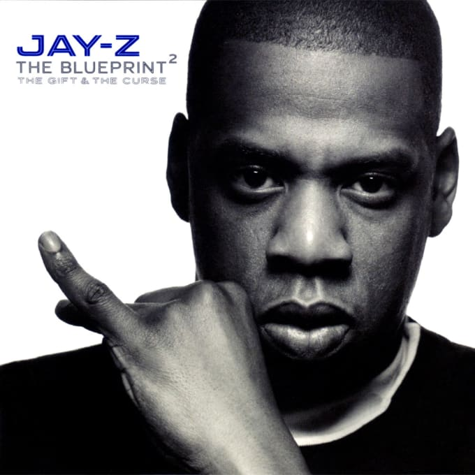 The blueprint 2001 the evolution of jay zs cover art from the blueprint 2 the gift the curse 2002 malvernweather Image collections