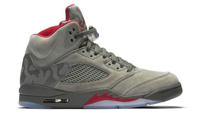 0245711bfe48 Air Jordan 5 Camo Release Date 136027-051
