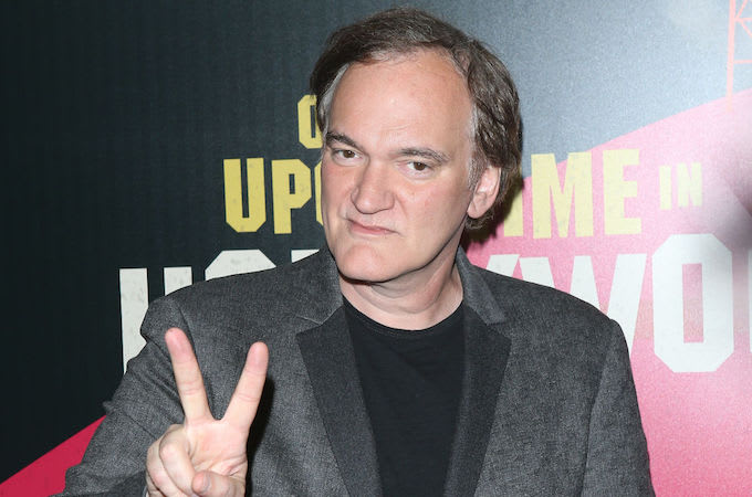 Quentin Tarantino Hollywood