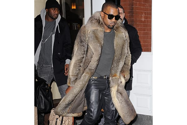 100-best-kanye-west-outfits-fur-coat-nyc