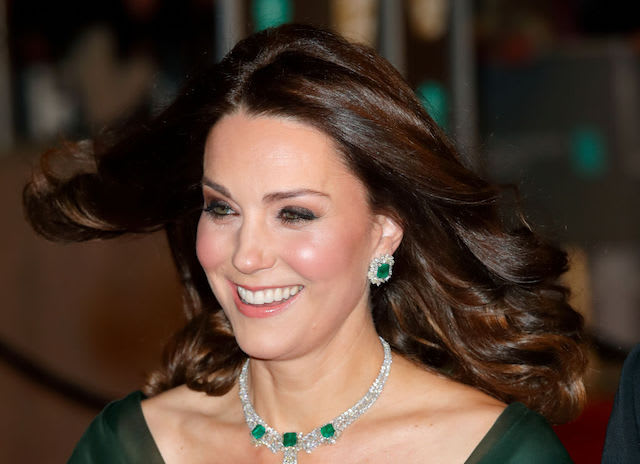 This is a picture of Kate Middleton.