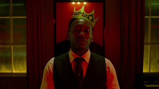 Mahershala Ali as Cottonmouth on 'Luke Cage'