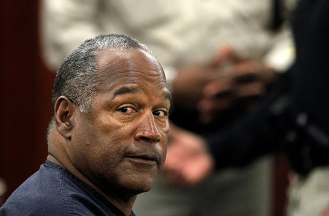This is a photo of OJ.