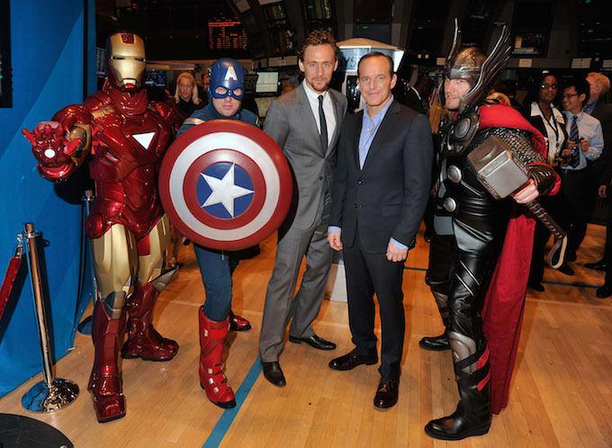 Avenger Infinity War Characters