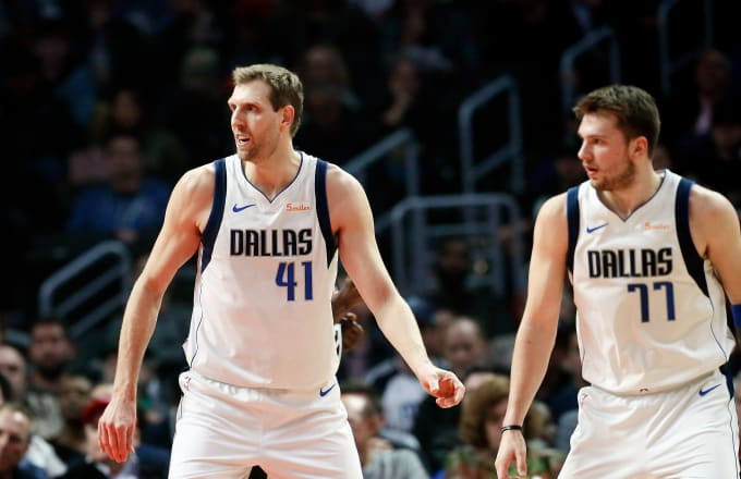 Dirk Nowitzki Says He d  Love  to Play One More Season  2b09d9b79