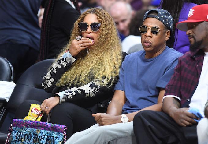 Beyonce #WhoBitBey