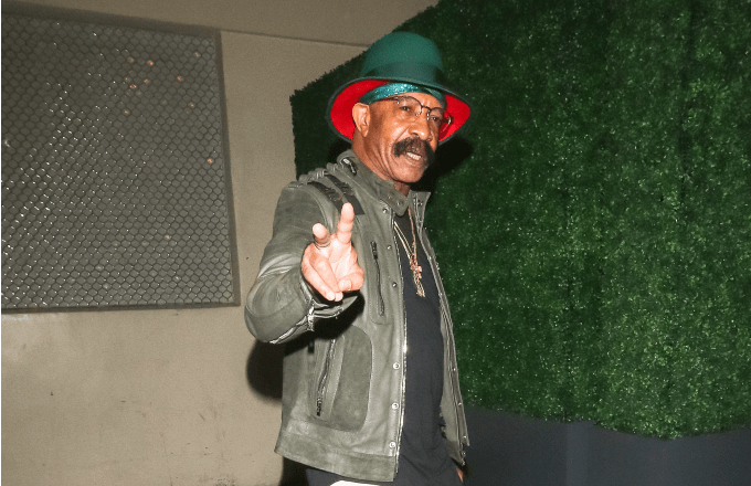 Dennis Graham is seen on February 17, 2019 in Los Angeles, California