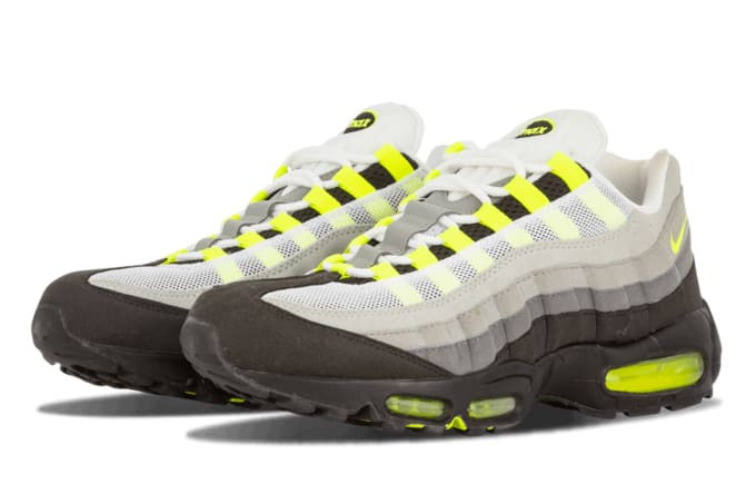 6e497d3b8467 20 Things You Didn t Know About the Nike Air Max 95
