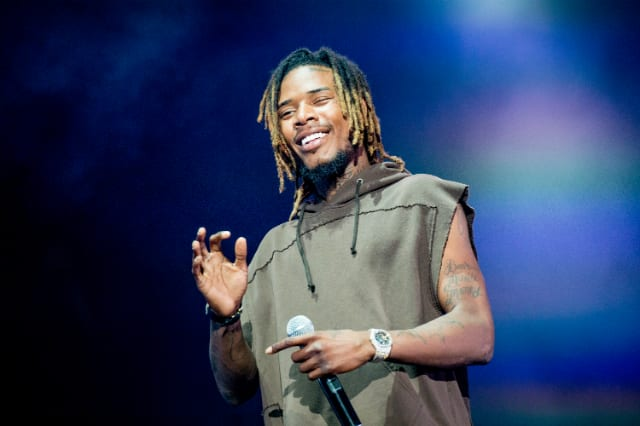Fetty Wap at Festival d'ete de Quebec