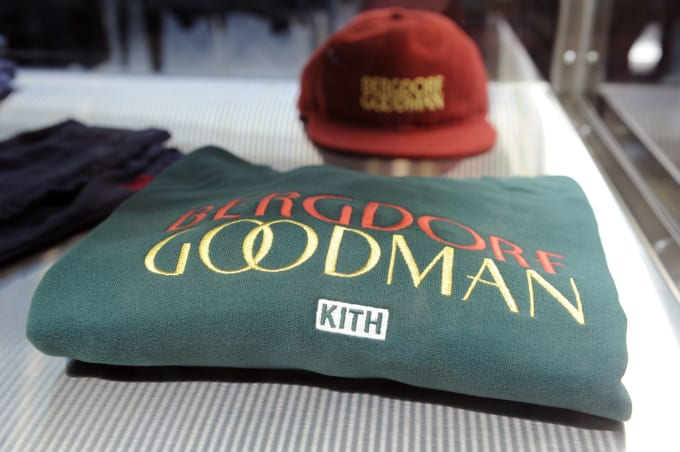 Kith x Bergdorf Goodman Collaboration