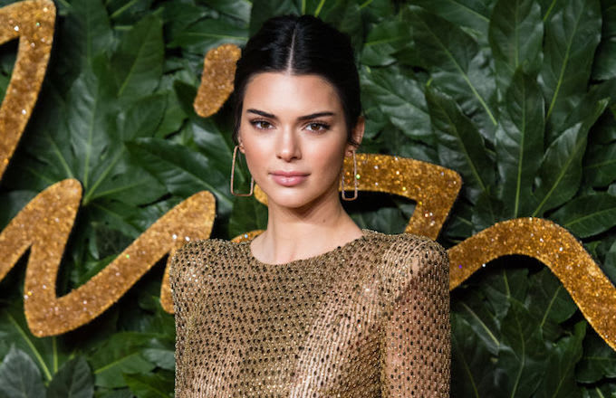 Kendall Jenner,highest paid model two years in a row