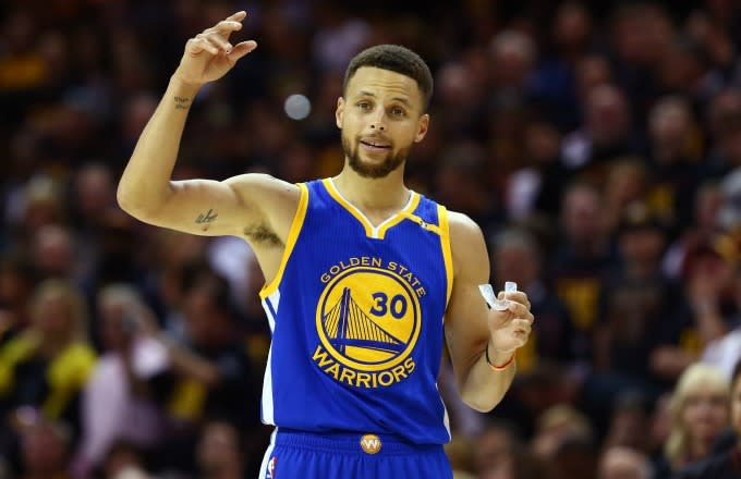 There s a Debate Over Whether Steph Curry  Pooped  on the Cavaliers ... edf5ad761