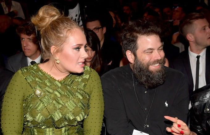 Adele And Husband Simon Konecki Have Split