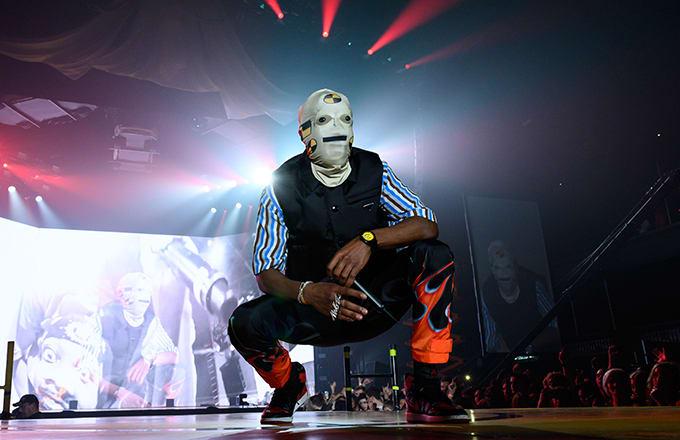 "Minneapolis Auto Show >> ASAP Rocky Teases New Song ""Babushka"" at Minneapolis Show ..."