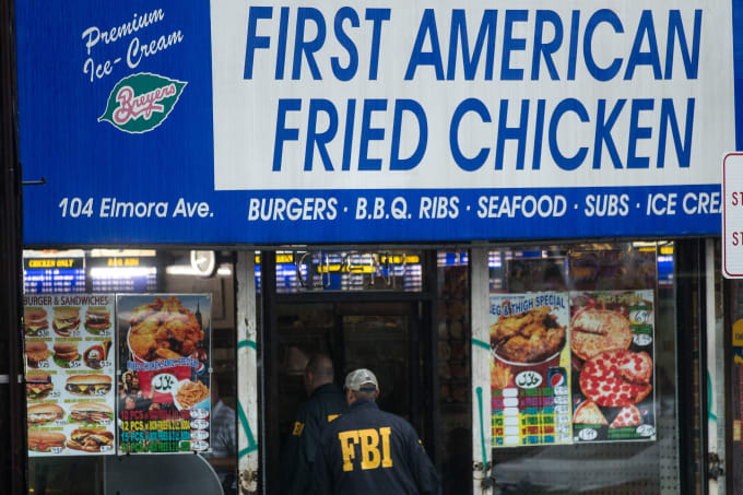 The Fried Chicken Joint Owned By Nyc Bombers Family Is Getting