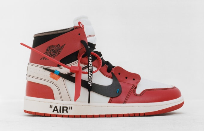 47545bec69289 Virgil Abloh x Air Jordan 1