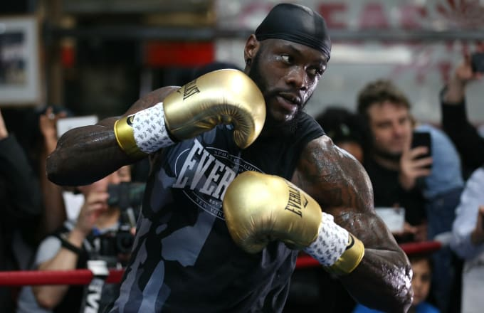 Deontay Wilder Doubles Down On Killing Dominic Breazeale Despite