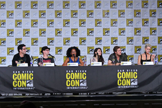 This is a picture of Comic Con.