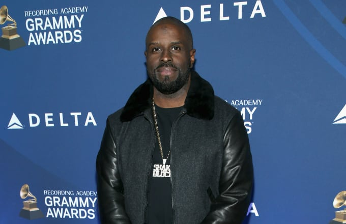 Funkmaster Flex attends Delta Air Lines 2019 GRAMMY's Party