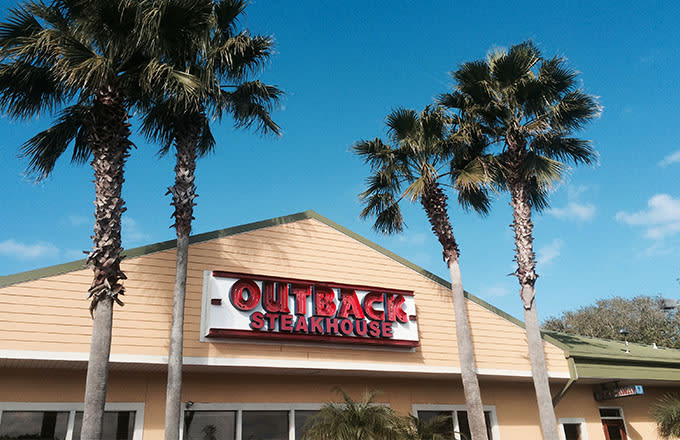 This is a photo of Outback.