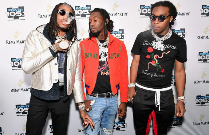 Migos wont bless the world with culture 2 until early 2018 complex migos m4hsunfo