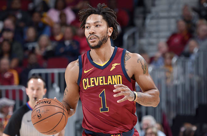 dbe94fc1e47a Derrick Rose Reportedly Leaving Cavaliers to Contemplate His Future in NBA