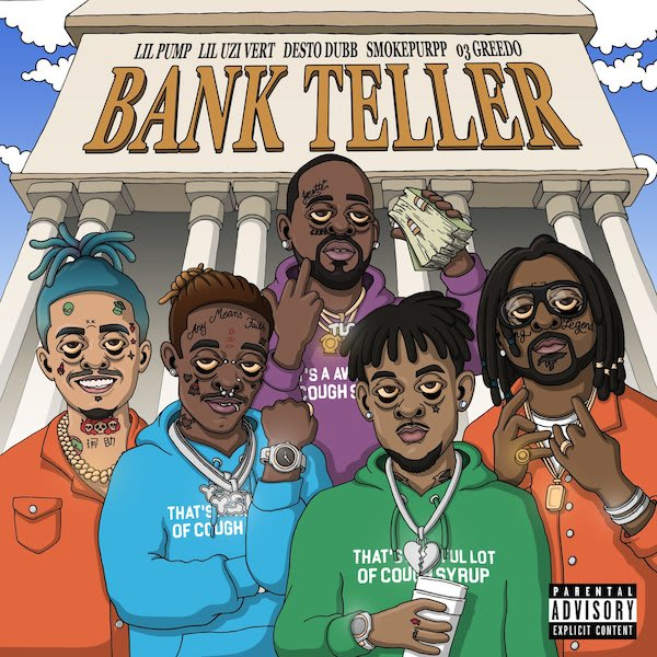 "Desto Dubb ""Bankteller"""