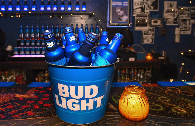 bud light could owe over a million people beer if the eagles win the
