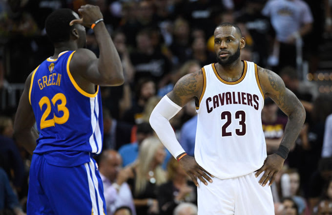 79ed549a1da1 Draymond Green Credits LeBron for Changing How Athletes View Business