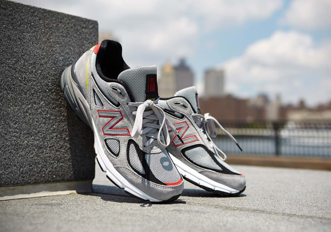 newest fb36a 1cb95 How the New Balance 990 Went From Hustler s Sneaker to the Coolest Dad Shoe