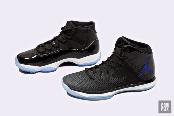 "best service 39db6 8985e The iconic—and make no mistake, they are iconic—Air Jordan XI ""Space Jam""  releases this weekend for the first time since 2009 and only the third time  ever."