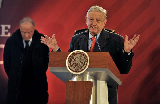 Andrés Manuel López Obrador el chapo trial