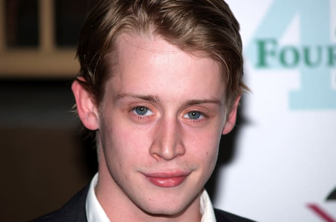 Macaulay Culkin in 2005.