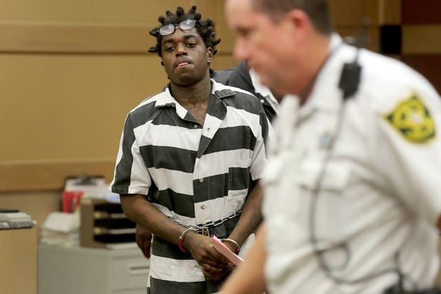 Kodak Black Found Guilty Of House Arrest Violation Faces Years In Prison