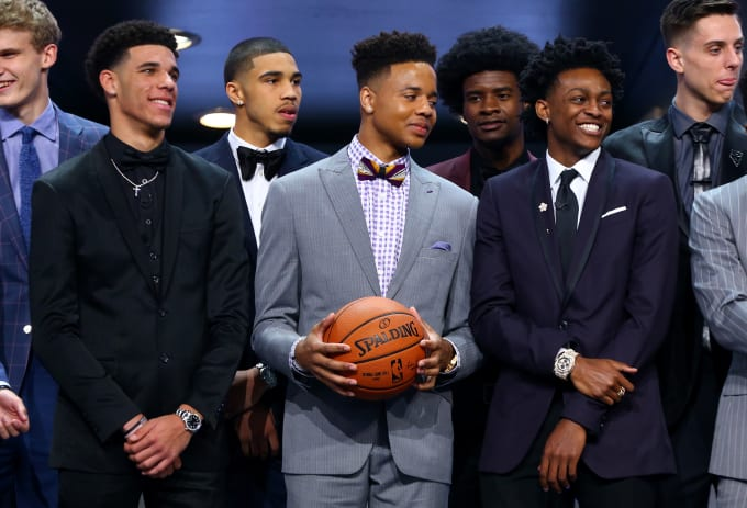1904052f7826f0 The Ultimate 2017 NBA Draft Twitter Reactions Timeline