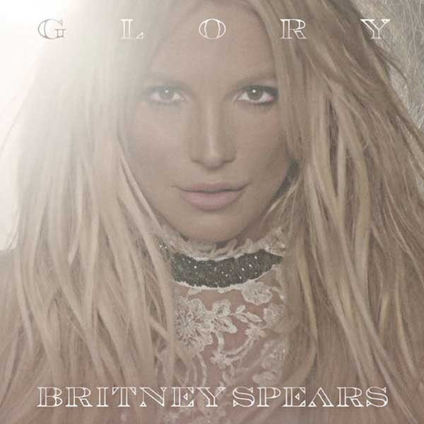 Britney Spears Glory Album Cover