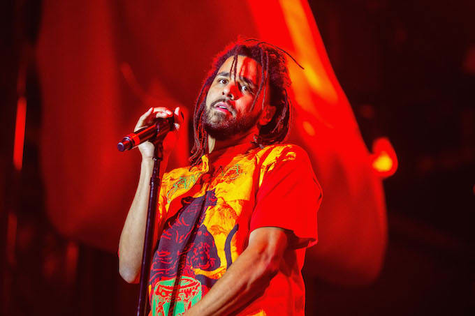 J Coles Middle Child Climbs To No 4 On Billboard Hot 100 Complex