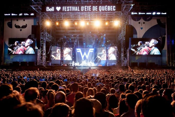 Festival D'ete Quebec City 2017 Guide