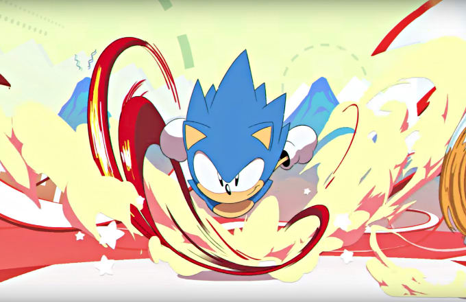 sonic the hedgehog has become the latest symbol of anti racism complex