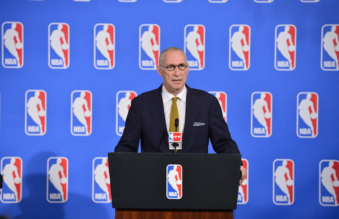 John Skipper, former president of ESPN.