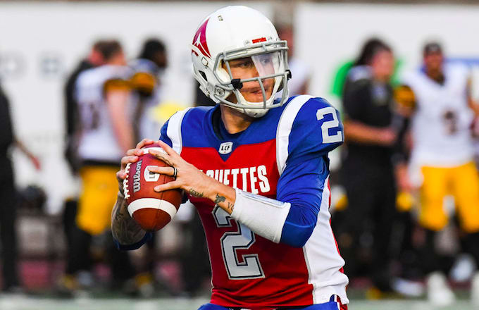 03663924179 Johnny Manziel s CFL Starting Debut Was Ugly