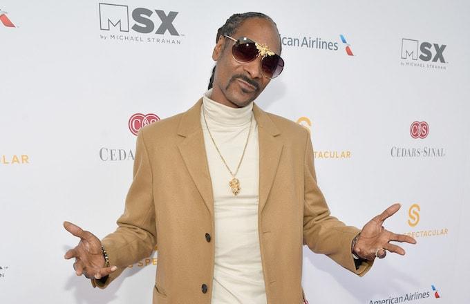 Snoop Dogg hall of fame