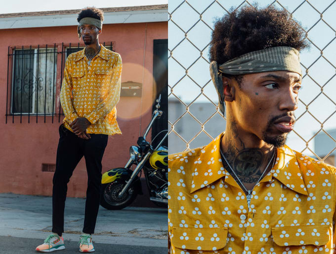 Sonny Digital for Puma x Complex August 2017