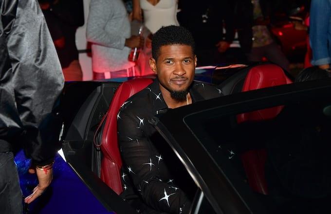Usher Raymond.