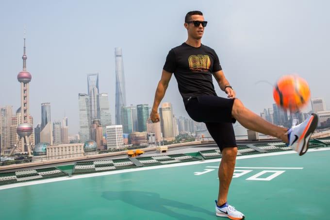 fca16059f9aa98 Nike Needs to Give Cristiano Ronaldo More Sneakers
